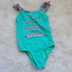 Girls bathing suit.